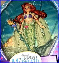 Disney Store Exclusive The Little Mermaid Special Edition Ariel Doll Rare NIB