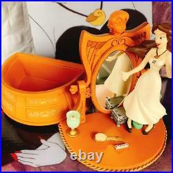 Disney Store JAPAN 2021 Little Mermaid Figure box storage Ursula Vanessa Japan