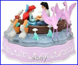Disney Store Japan Ariel & Prince Eric The Little Mermaid Figure with LED Light