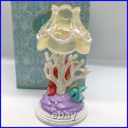 Disney Store Japan Ariel Shel light led Stand lamp Little mermaid Under the sea