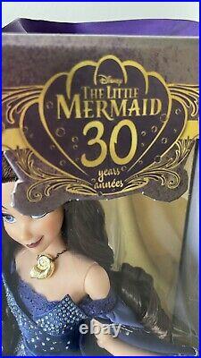 Disney Store Limited Vanessa 17 Doll BNIB Ursula Little Mermaid BEST PRICE