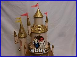 Disney Store Little Mermaid Ariel & Eric Castle Play + Princess Set Very Rare