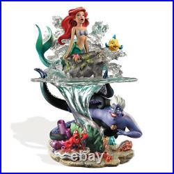 Disney THE LITTLE MERMAID Ariel PART OF HER WORLD Sculpture