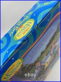 Disney The Little Mermaid Picnic Party Gift Doll Set Ariel & Eric MATTEL 1997