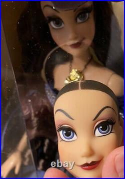 Disney Vanessa Doll HEAD ONLY perfect ooak Little Mermaid LE limited edition 17