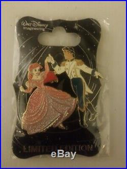 Disney WDI pin Ariel & Eric Dancing Princesses Couples Little Mermaid LE 250