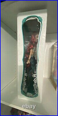 Disney the Little Mermaid Princess Ariel Limited Edition 17 Doll #472 of 6000
