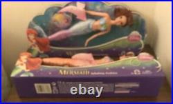 Disneys The Little Mermaid Ariels Sisters Splashing Aquata & Andrina NRFB HTF