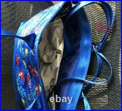 Harvey's Mini Streamline Tote The Little Mermaid Ariel Bag Purse Limited Release