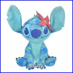 In Hand Disney Store 2021 Stitch Crashes Plush Ariel the Little Mermaid April
