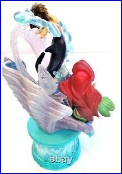 Kingdom Hearts Disney Little Mermaid Figurine Figure Formation Arts 3 Sora Ariel
