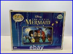 Kiss the Girl FunkobThe Little Mermaid Pop! Movie Moments SHIP IN BOX
