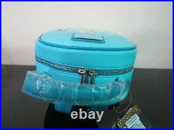 LOUNGEFLY DISNEY THE LITTLE MERMAID ARIEL & FAMILY WithCASTLE MINI BACKPACK NWT