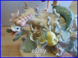 Lenox Disney The Little Mermaid Ariel Symphony Under The Sea