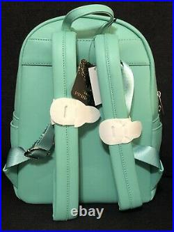Loungefly Disneys The Little Mermaid Mini Backpack Pink a la Mode Exclusive DEC