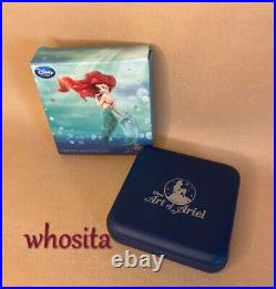 MLM The Little Mermaid D23 Disney Store Art of Ariel Boxed Pin LE 300