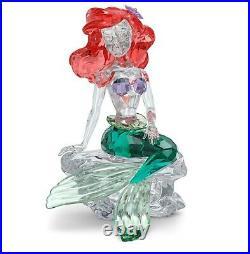 NEW SEALED Swarovski The Little Mermaid Ariel 2021 #5552916 Limited Edition
