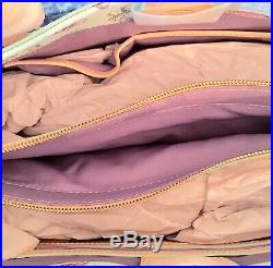 NWT Disney Dooney Bourke Ariel Little Mermaid TOTE Bag Purse SOLD OUT ONLINE