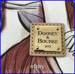 NWT Disneys Dooney Bourke Ariel The Little Mermaid TOTE Bag Purse. RARE