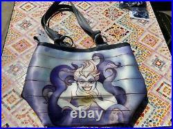 NWT The Little Mermaid Harveys Disney Couture Collection Ariel/Ursula seatbelt