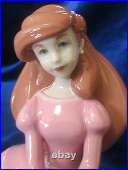 Nao By Lladro Disney's Ariel #1717 Brand Nib Little Mermaid Princess Save$$ F/sh