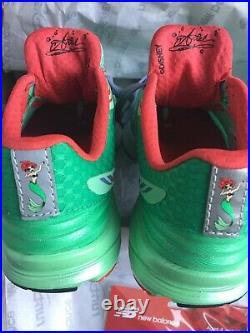 New Balance RunDisney Run Disney LITTLE MERMAID ARIEL Shoes 2016 Women Sz 7.5