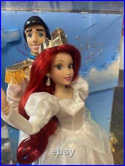 OOAK Ariel Eric Ship Wedding Custom Disney Fairytale Doll Little Mermaid