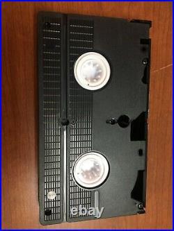 Original Banned Cover Art Little Mermaid Disney VHS Rare Discontinued Black Diam