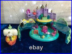 Polly Pocket Ariel Little Mermaid Undersea Kingdom % Complete