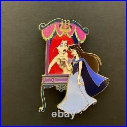 Princess Vanity Ariel & Vanessa The Little Mermaid LE 50 FANTASY Disney Pin 0