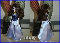 RARE DISNEY VILLAINS The Little Mermaid Vanessa Human Ursula Doll FIGURE HTF