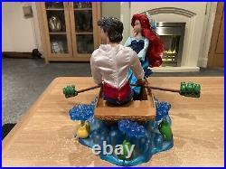 Rare Disney Ariel Kiss The Girl Boat