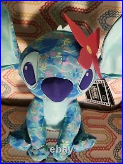 Stitch Crashes Disney Plush Ariel The Little Mermaid April Edition IN HAND 4/12