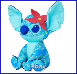 Stitch Crashes Disney Plush Ariel The Little Mermaid April Edition New In hand
