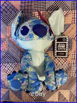 Stitch Crashes Disney Plush Little Mermaid Limited Release IN HAND, FREE SHIP