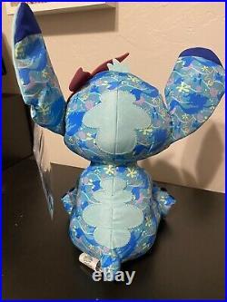 Stitch Crashes Disney Plush The Little Mermaid Limited Release