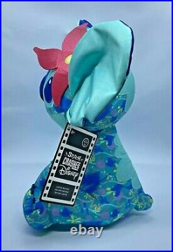 Stitch Crashes Disney The Little Mermaid Plush Limited Release ON HAND SHIPS NOW