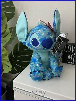Stitch crashes disney plush little mermaid