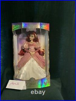 The Little Mermaid 17-inch Ariel Doll-2019 D23 Exclusive-LE 1000-30thAnniversary