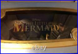 The little mermaid Ariel Eric 30th Anniversary Doll Limited Disney Japan rare
