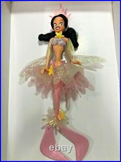 The little mermaid Ariel's sisters poseable tail all 7 dolls (no boxes)