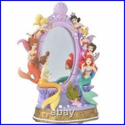 Tokyo Disney Store JAPAN 2021 Little Mermaid Figure Mirror Ariel Sisters New