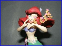 Wdcc The Little Mermaid Seahorse Surprise Ariel 1st Edition 1997 Mib
